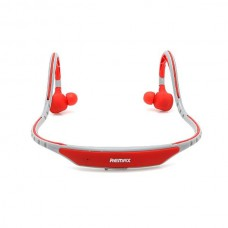 Remax RB-S20 Bluetooth Earphone-Red
