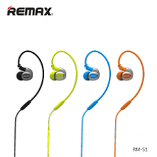 REMAX RM-S1 PRO IN-EAR SPORT HANGING EARPHONE