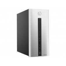 Hp Pavilion 550-042L i5 Silver 4th Generation Intel Core i5-4460 - 4GB DDR3 RAM - 1TB 7200RPM SATA Desktop PC with Graphics Card