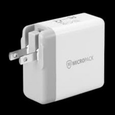 Charger MicroPack  with 3 Changeable Plugs