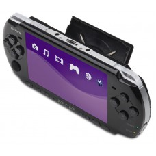 PSP Video Game - Black