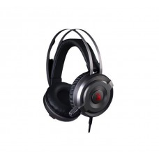 A4TECH BLOODY G520S 2.0 STEREO SOUND 7-COLOR LIGHT GREY USB GAMING HEADSET