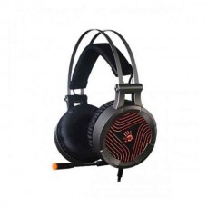 A4TECH BLOODY G530 VIRTUAL 7.1 SURROUND SOUND GAMING HEADSET USB GREY