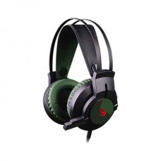 A4 TECH BLOODY J437 GAMING HEADSET USB ARMY GREEN