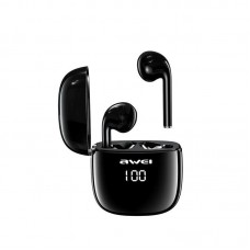 Awei T28P TWS Touch Wireless Earphones with LED Display