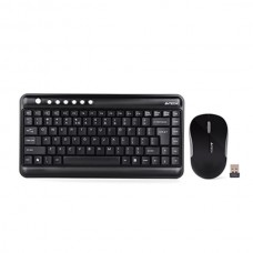 A4TECH 3300N V-TRACK WIRELESS KEYBOARD MOUSE COMBO
