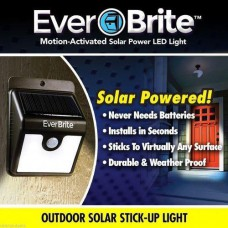Ever Brite solar out door stick- up light