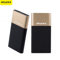 Awei Power Bank P-53K 10000 MAh Dual USB Output