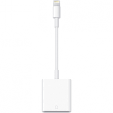 MJYT2AM/A # APPLE LIGHTNING TO SD CRD CAMERA RDR(USB3)-AME
