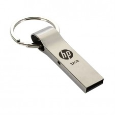 Steel Body Pendrive - 32GB - Silver