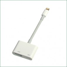 New Apple Lightning Digital AV HDMI HDTV Adapter