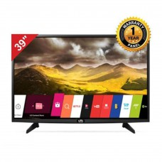 "Hip Smart /wifi LED TV - 32"" - Black smile"