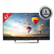 "X8000E - 4K SMART LED TV - 43"" - Black"