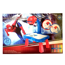 The Amazing Spider Man 2 Projector Painting