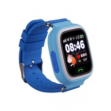 Reloj Smartwatch GPS watch for children Q90 with Safety Perimeter Locator - Blue