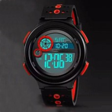Digital Watch For Men- Black