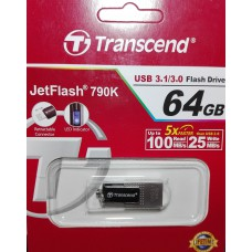 Transcend OTG 3.1 64gb Pendrive