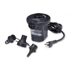 Ac Electric Air Pump - Black