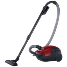 MC CG521 - Vacuum Cleaner - Panasonic - Black and Red