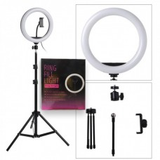 M20 8INCHS RING FILL LIGHT COLOR 3 + PHONE HOLDER