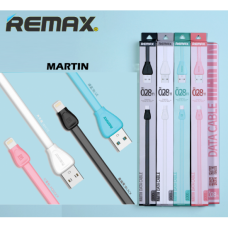 REMAX RC-028 I/M MARTIN DATA CABLE FOR I PHONE 5/6/6S OR ANROID 1M