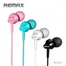 REMAX High Performance Wired Earphone