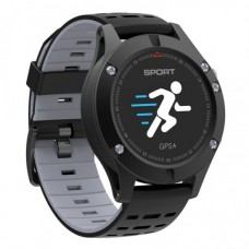 DT NO.1 F5 SMART WATCH ANDROID IOS COMPATIBLE. HEART RATE MONITOR GPS ALTIMETER TEMPERATURE MEASURE MULTIPLE SPORTS MODES RECORD