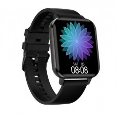 DT X FULL TOUCH DISPLAY SILICON STRAP SMART WATCH