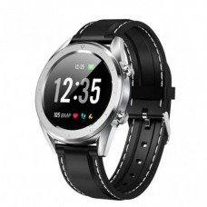 NO.1 DT28 SILICONE SMART WATCH WITH FITNESS TRACKING SMART WATCH