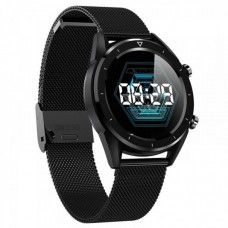 NO.1 DT28 METAL SMART WATCH WITH FITNESS TRACKING SMART WATCH
