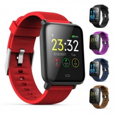 Q9 SILICONE WATERPROOF SPORTS SMART WATCH FOR ANDROID / IOS